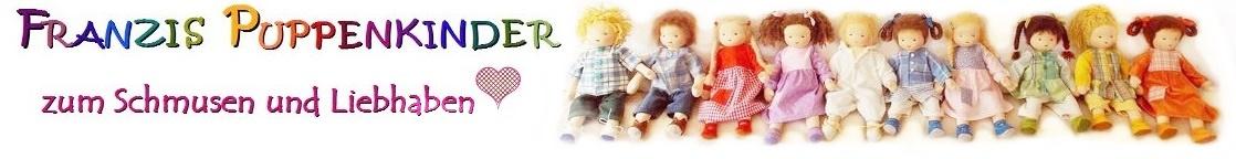 Franzis-Puppenkinder bezaubernde Waldorf-Puppenwelt-Logo