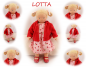 Preview: LOTTA Puppenkind  44cm