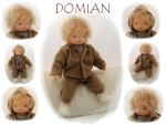 DOMIAN Puppenkind  44cm