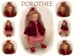 DOROTHEE Puppenkind  44cm