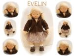 EVELIN Puppenkind  48cm
