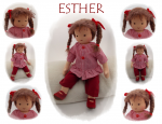 ESTHER Puppenkind  48cm