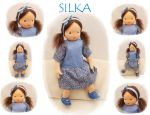 SILKA Puppenkind  48cm